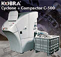 Cyclone+Compactor C-500 video